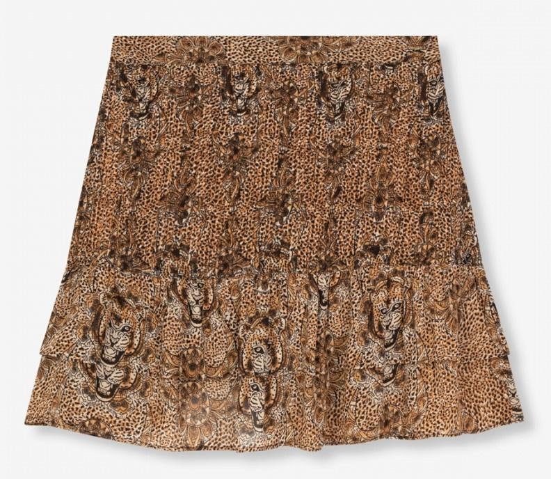 Rok woven animal crepe-6