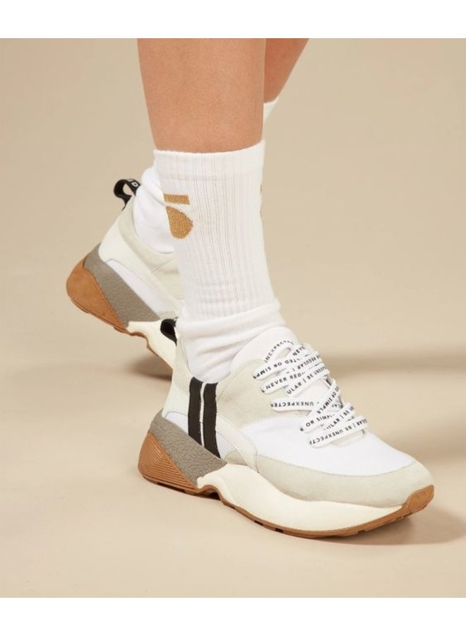 Sneakers Tech 1.0 ecru