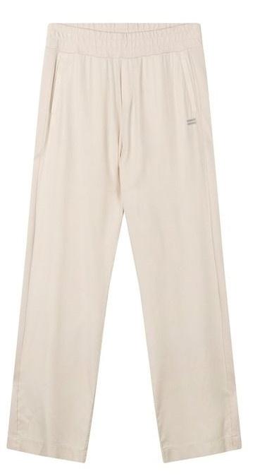 Broek Straight pants panel light safari-1