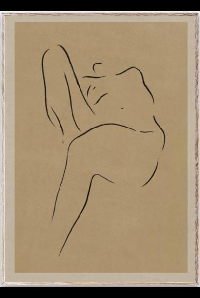 Poster Grace II 50x70 cm