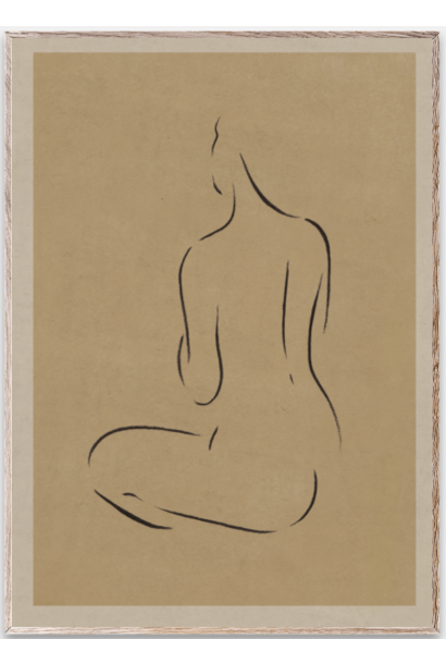 Poster Grace III 50x70 cm