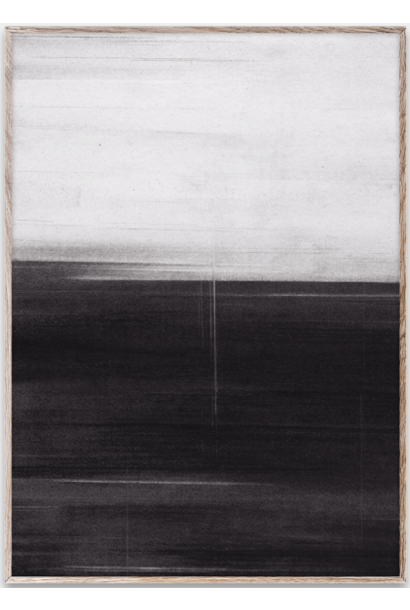 Poster Charcoal 01  50x70 cm