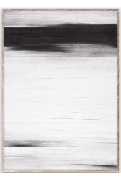 Poster Charcoal 02 50x70 cm