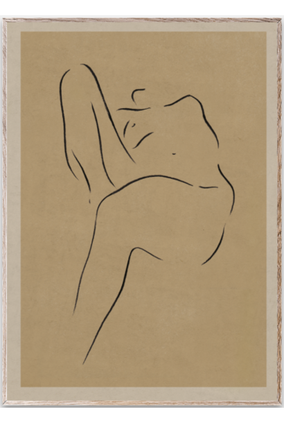 Poster Grace II 30x40 cm