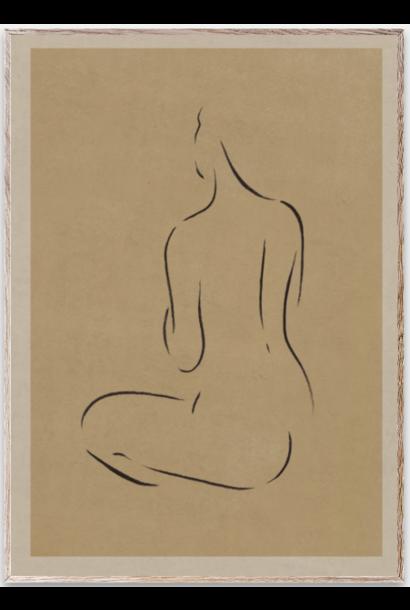 Poster Grace III 30x40 cm