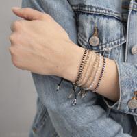 Armband Beautiful Labradorite Silver bracelet-4