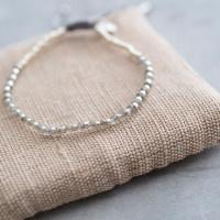 Armband Beautiful Labradorite Silver bracelet-3