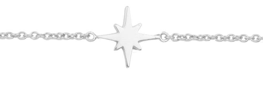 Armband Souvenir Star burst Silver-1