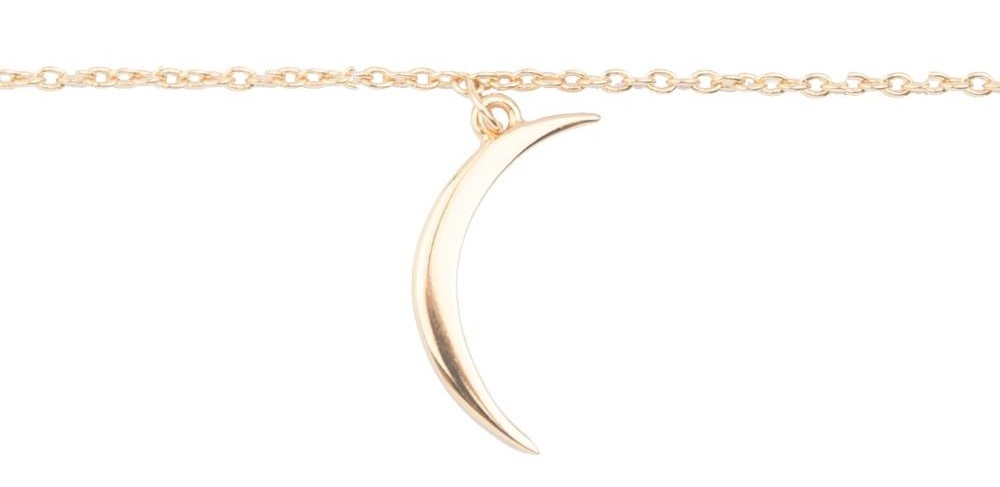 Armband Souvenir Long moon Gold-1