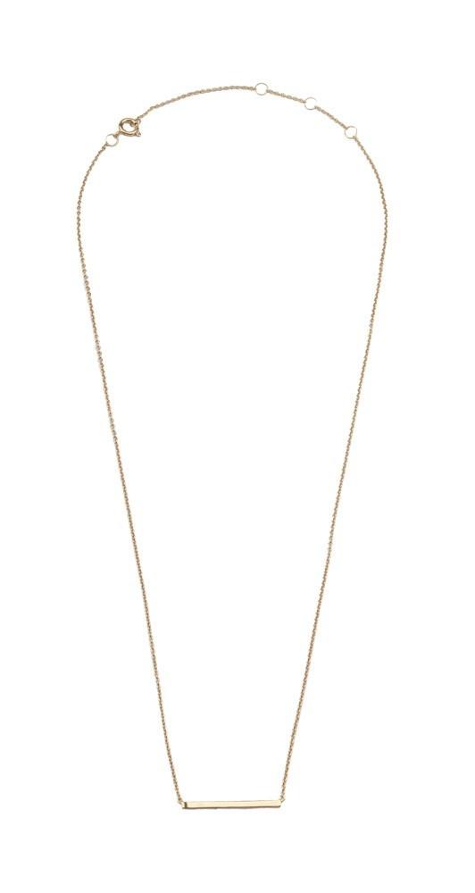 Ketting Souvenir bar Gold-3