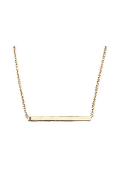 Ketting Souvenir bar Gold
