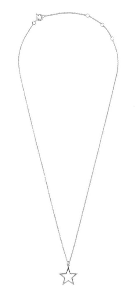Ketting Souvenir Star Silver-3