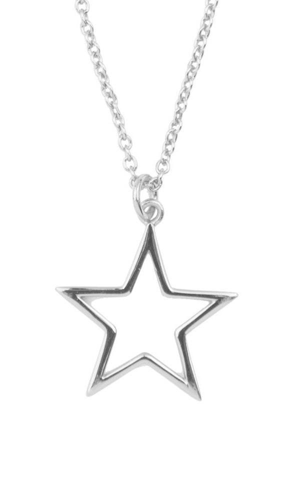 Ketting Souvenir Star Silver-1