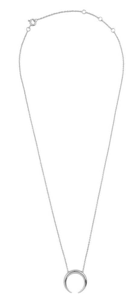 Ketting Souvenir Horn Silver-3