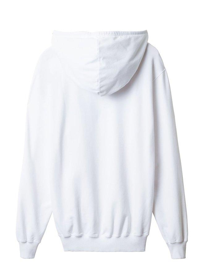 Trui the hoodie white NOOS