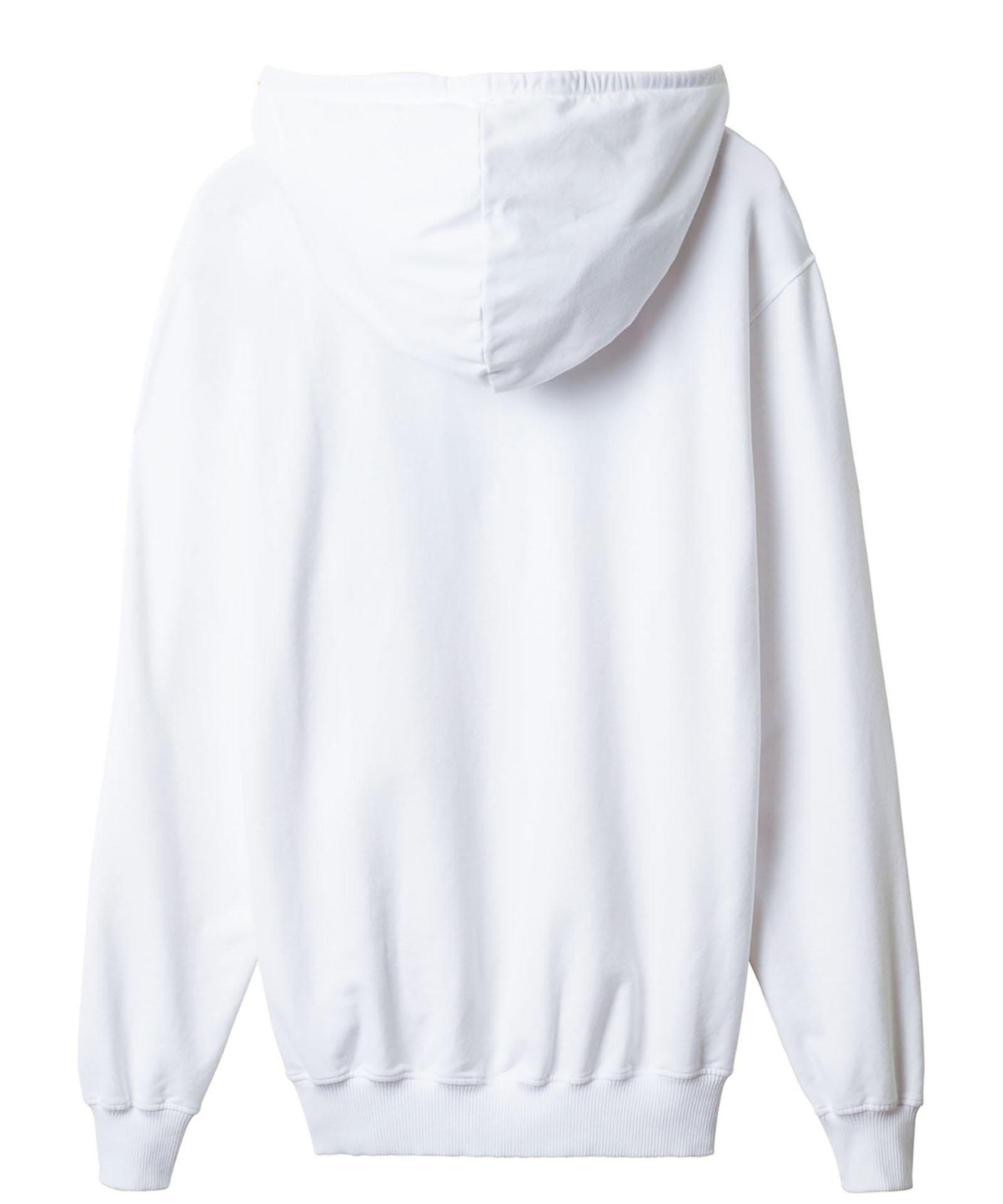 Trui the hoodie white NOOS-6