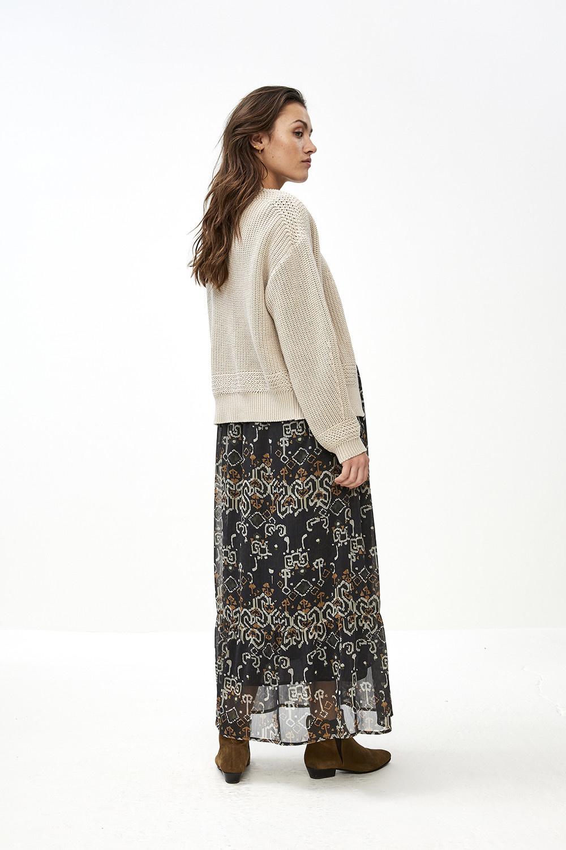 Vest emma cardigan Linen-7