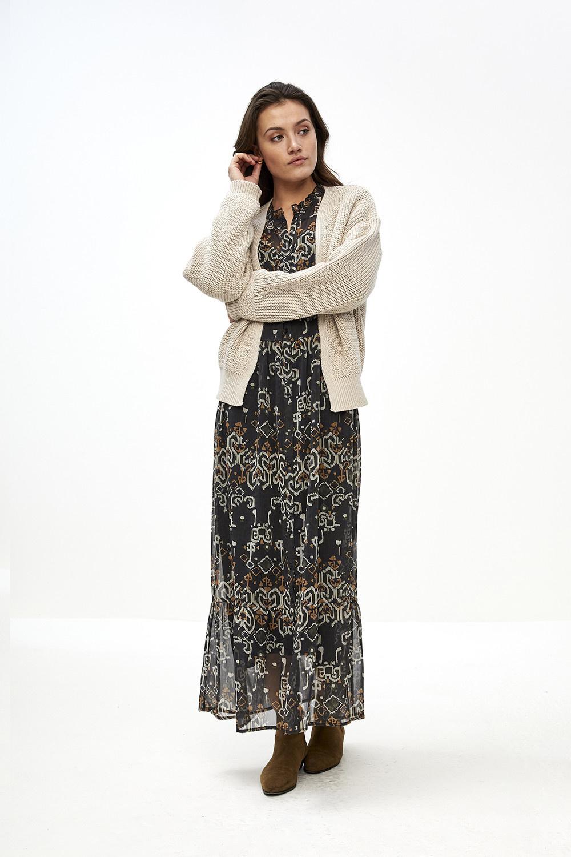 Vest emma cardigan Linen-9