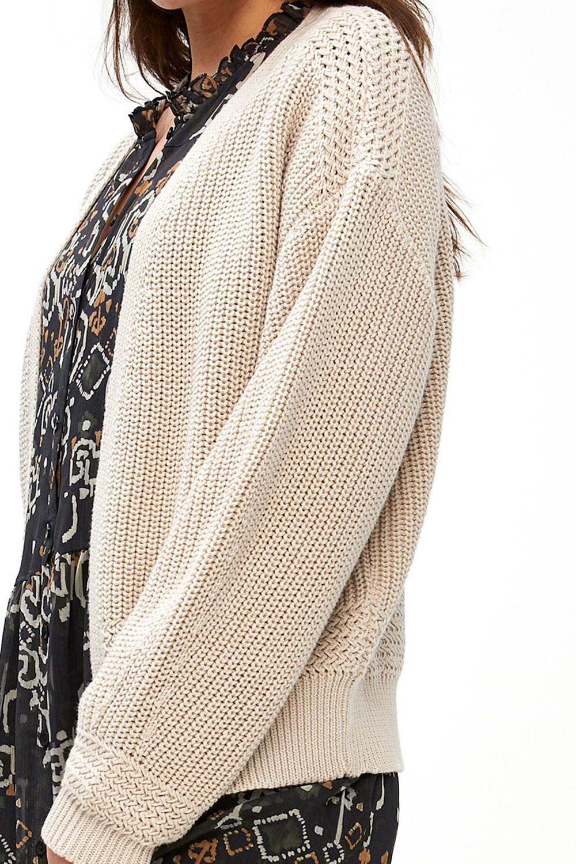 Vest emma cardigan Linen-10