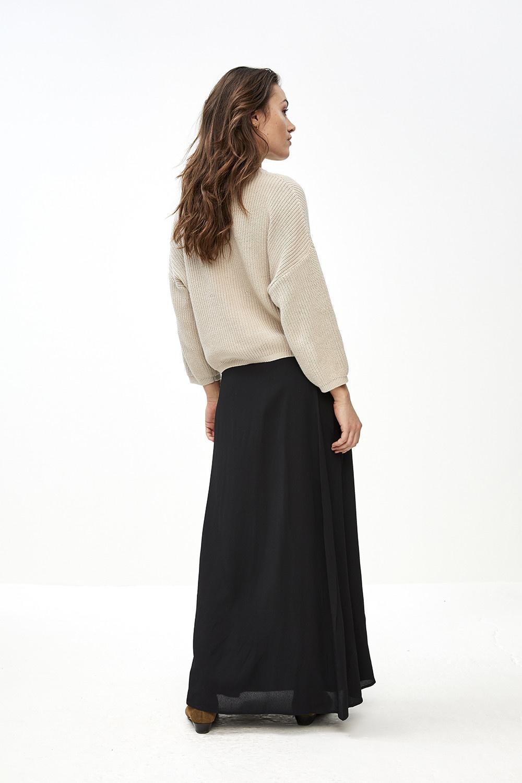 Trui milou O pullover Stone sand-3