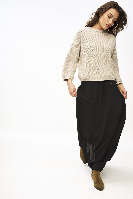 Trui milou O pullover Stone sand-7