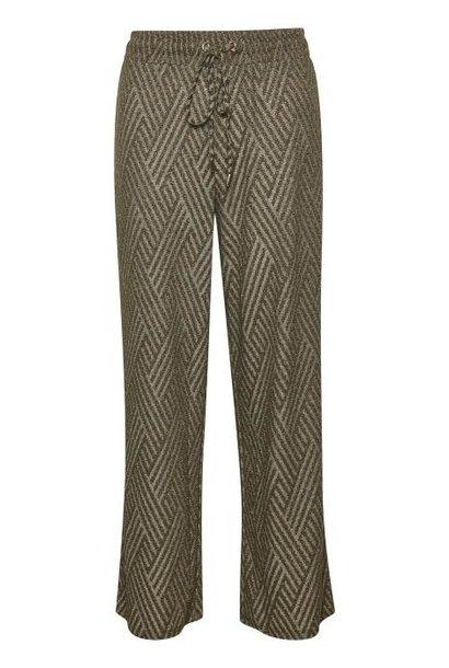Broek KAbabette Jersey Pants grape leaf