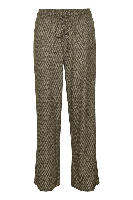 Broek KAbabette Jersey Pants grape leaf-1