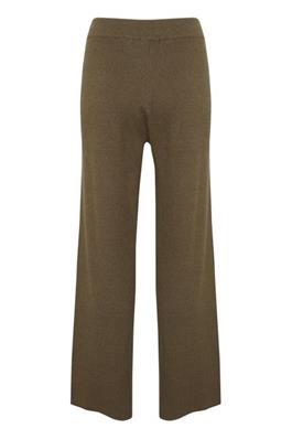 Broek CelestinaLN Knit Pants Chocolate Chip-2