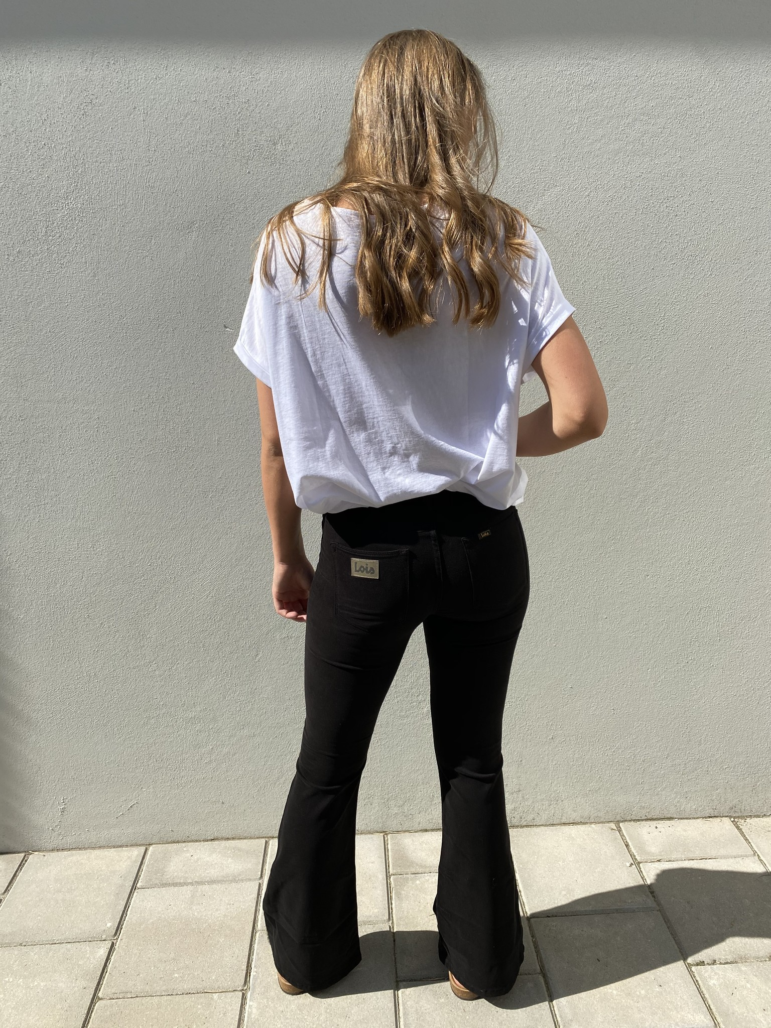 Jeans Raval-16 Lea soft Black-6