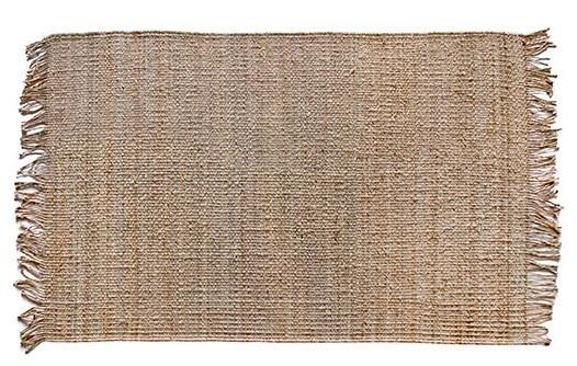 Vloerkleed natural jute rug (120x180)-1