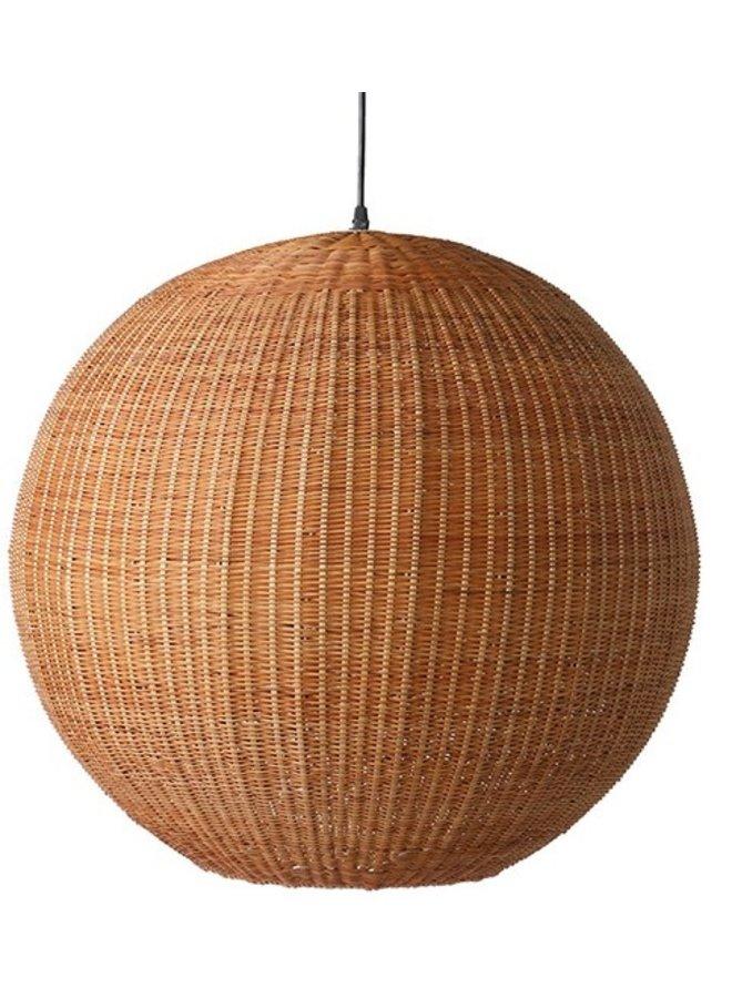 Hanglamp bamboo pendant ball