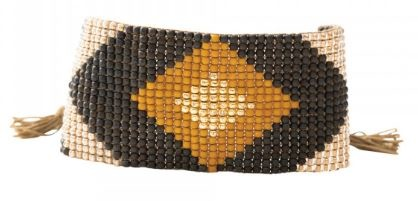 Armband Lovable Tiger Eye Gold-1