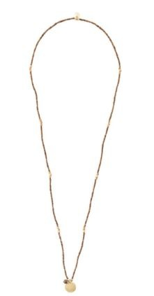 Ketting Truly Tiger Eye Tree Gold-3