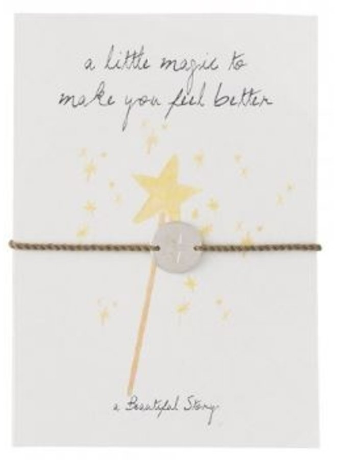 Armband postcard magic