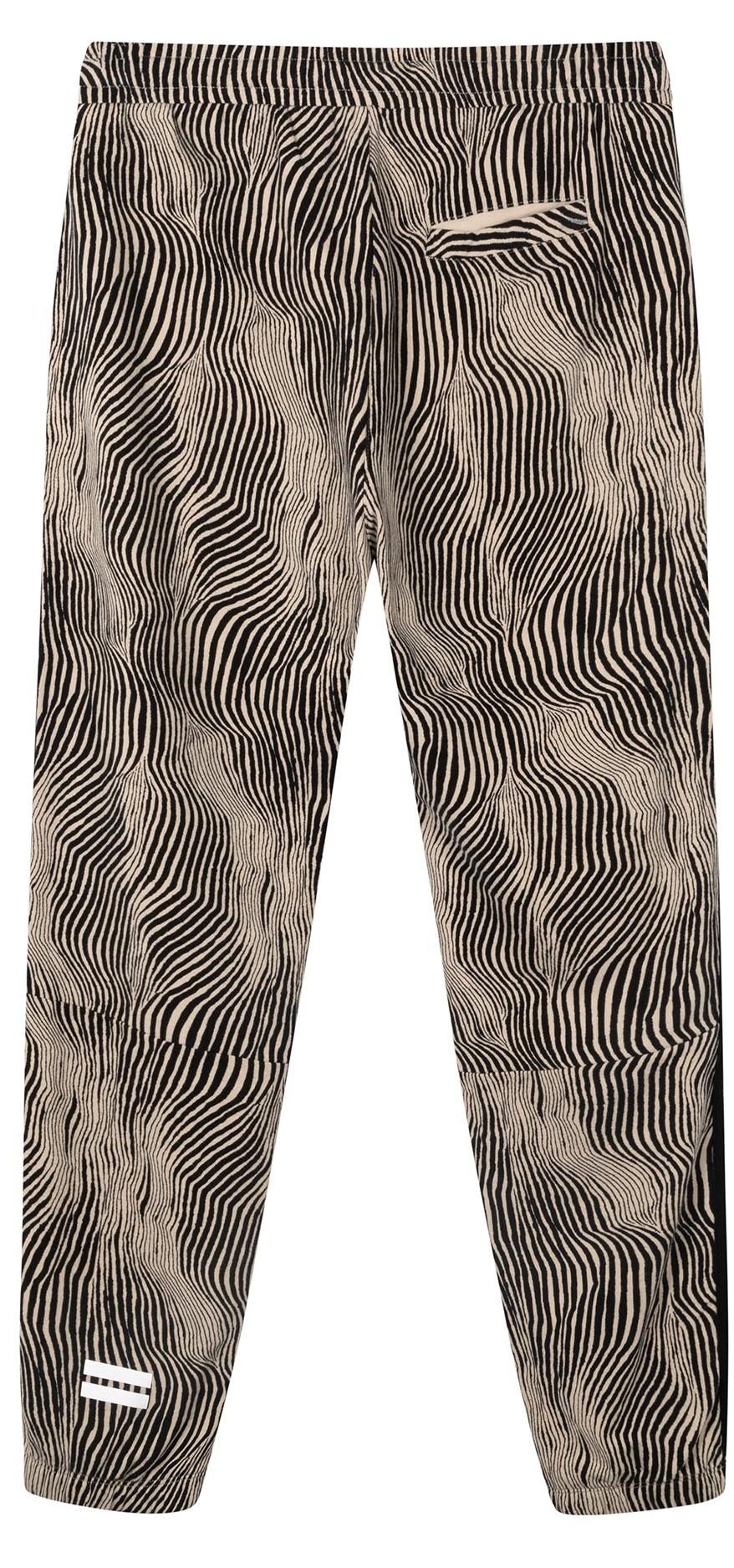Broek cropped jogger zebra safari-3