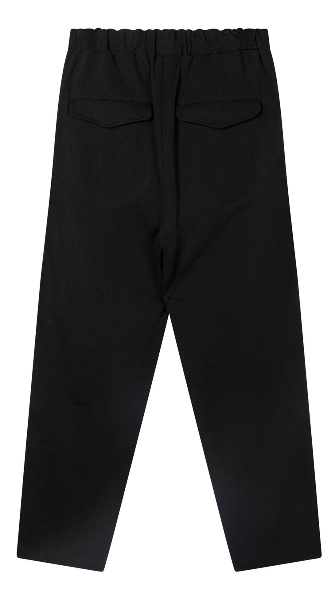 Broek straight pants smoking black-3