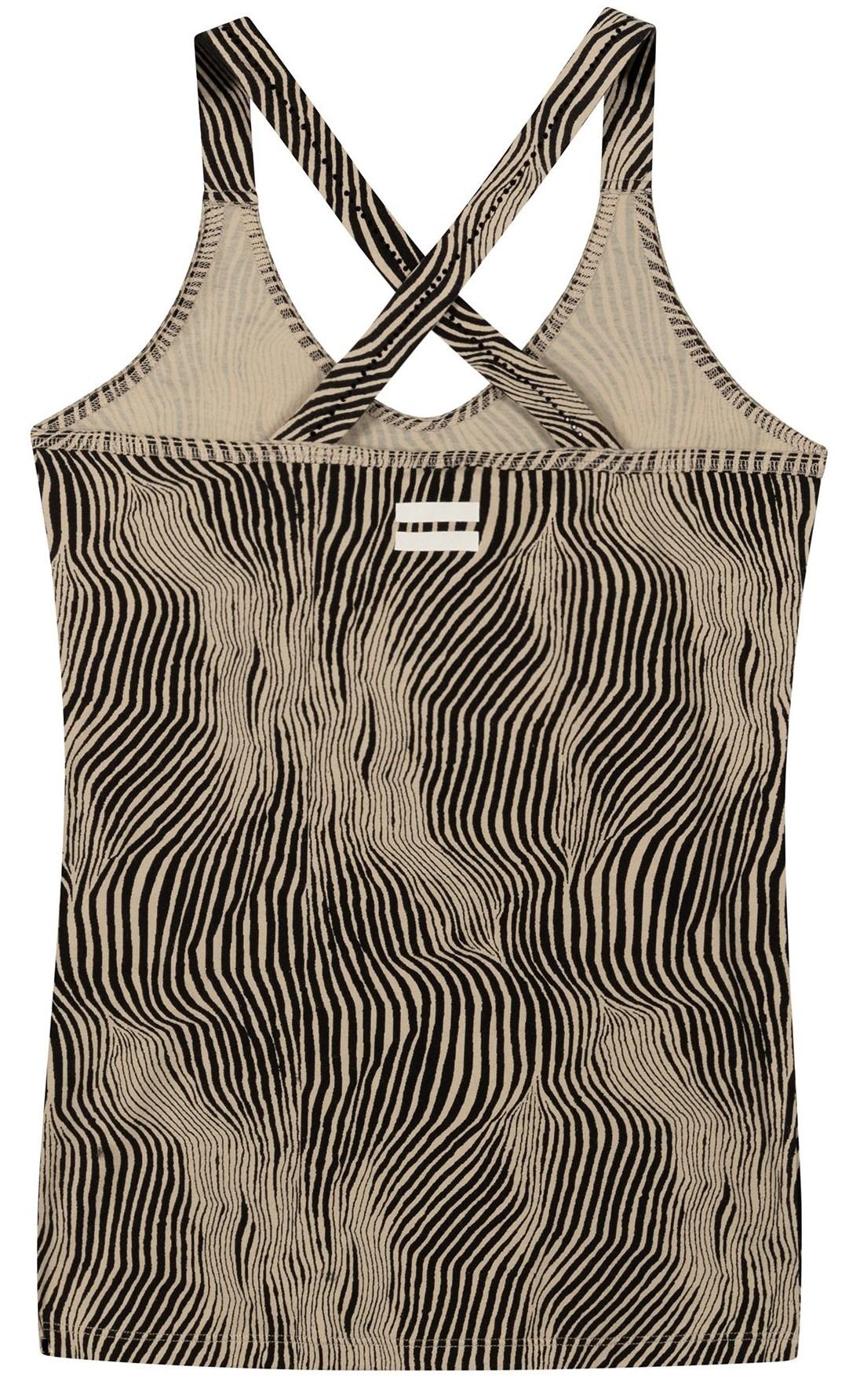 Top wrapper zebra safari-2