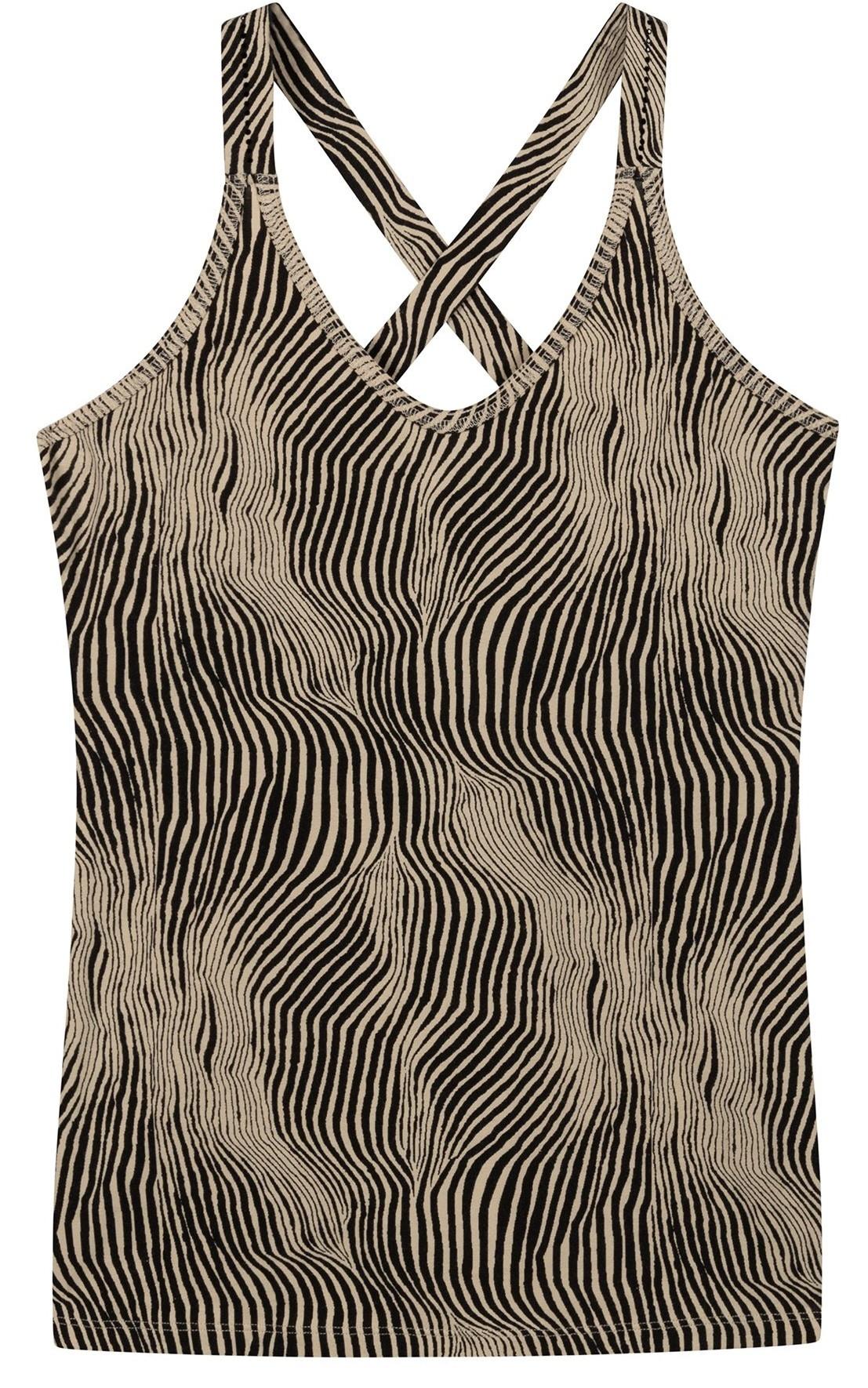 Top wrapper zebra safari-1