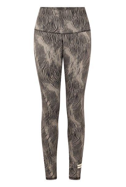 legging Yoga zebra safari