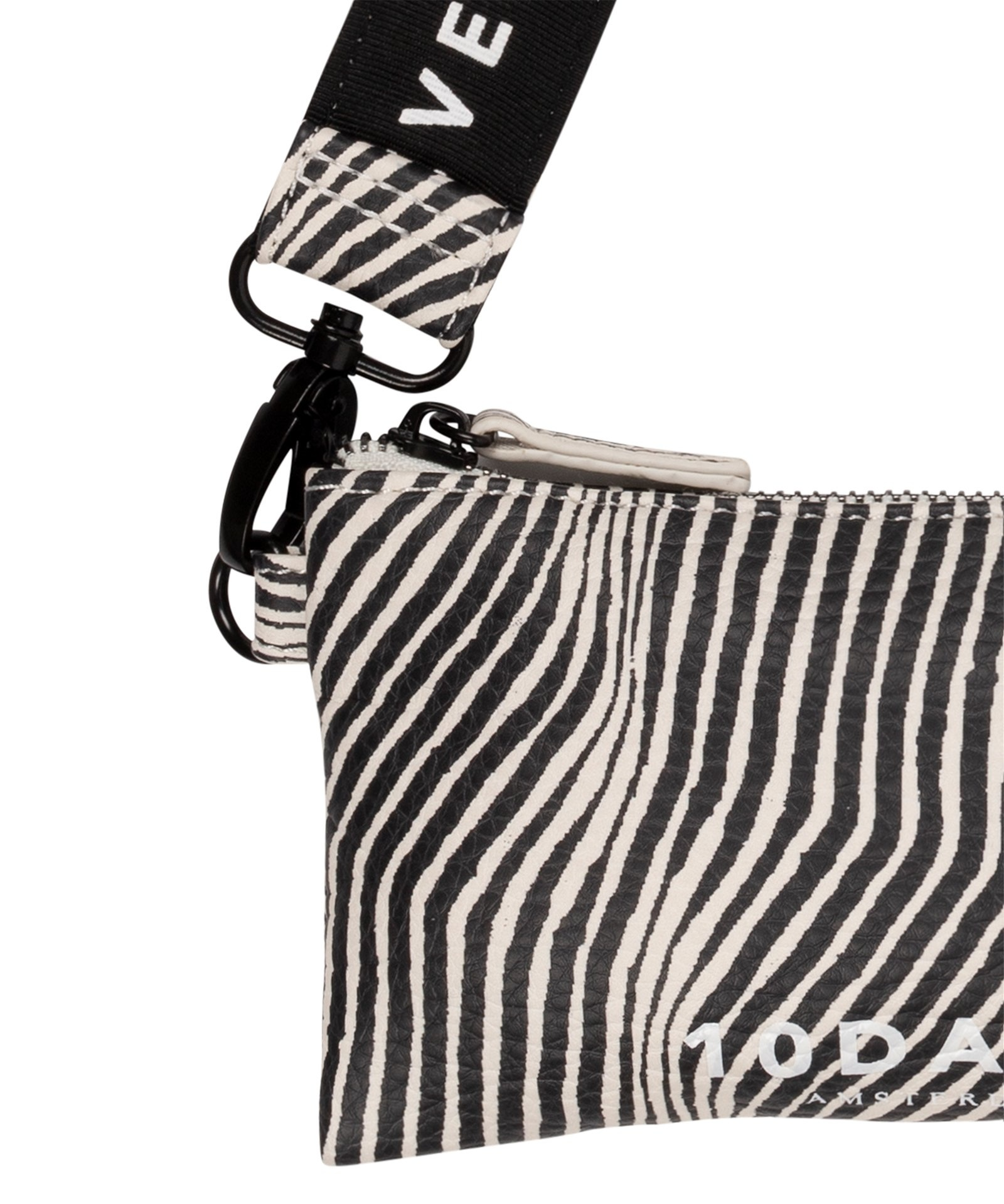 Tas mini pouch zebra safari-2