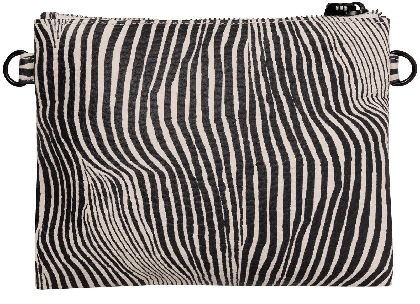 Tas make-up bag zebra safari-2
