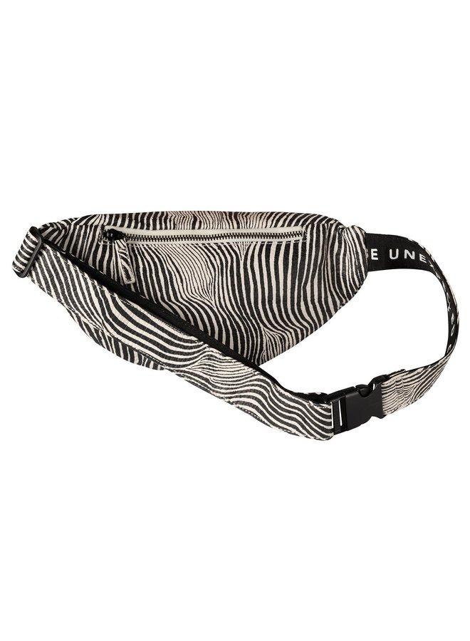 Tas fanny pack zebra safari