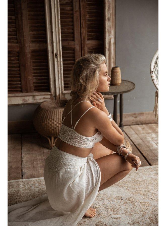 Bralette Linde off white