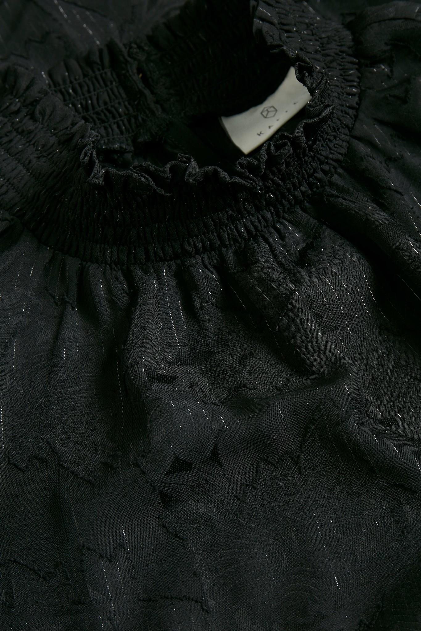 Blouse KAbertha Black Deep-6