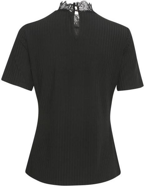 T-shirt Marta Turtleneck Black deep-3