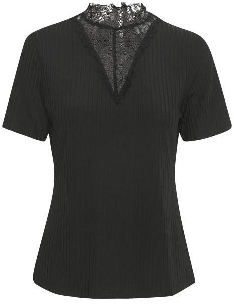 T-shirt Marta Turtleneck Black deep-1
