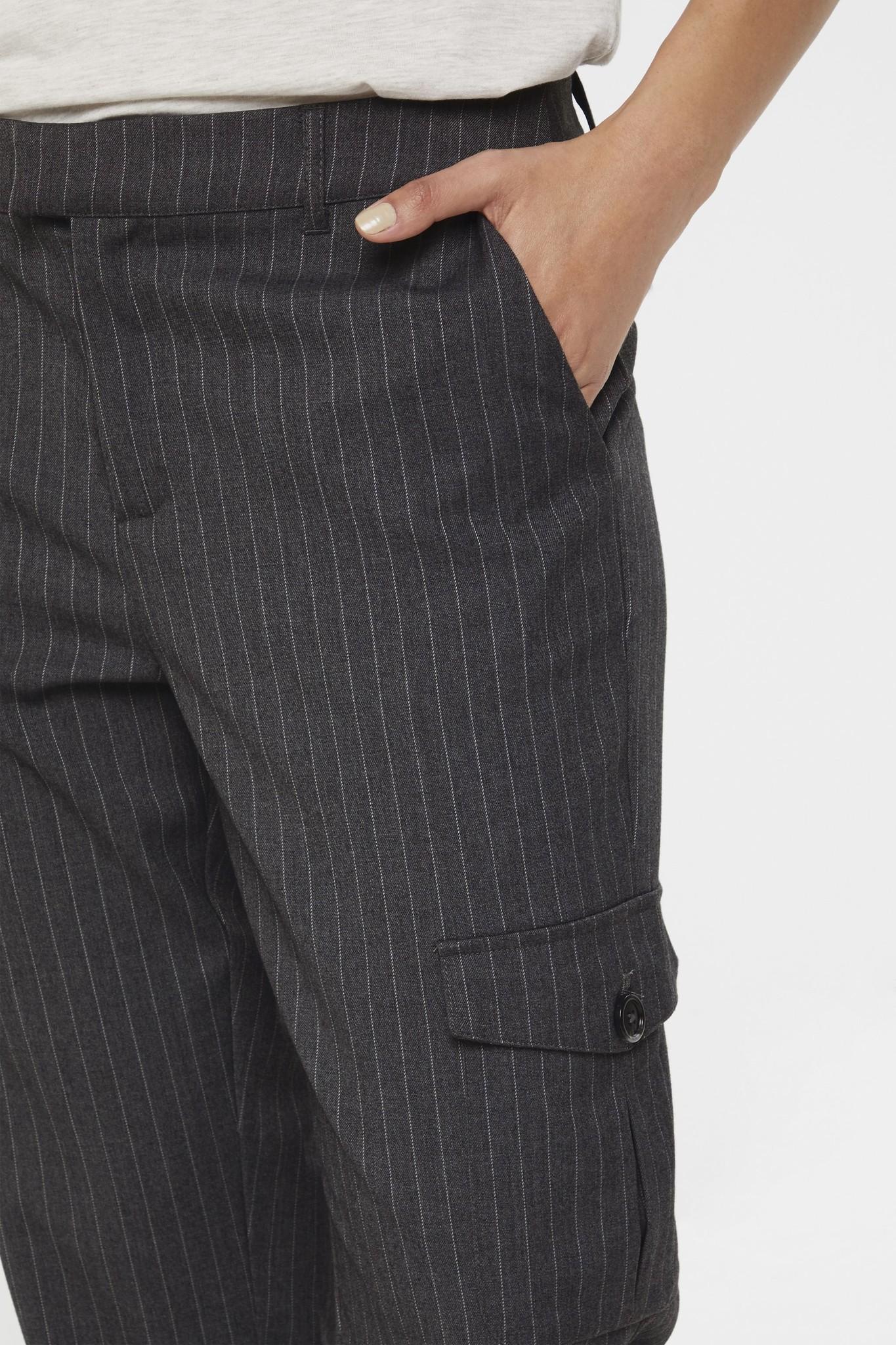 Broek KAmarlin Grey pinstripe-6