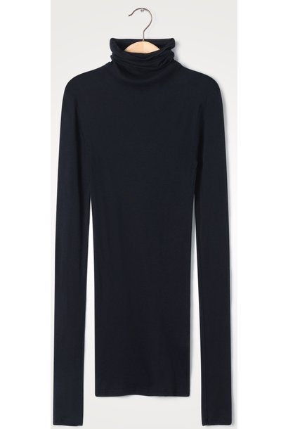 T-shirt Massachuesetss noir