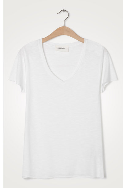 T-shirt Jacksonville Blanc