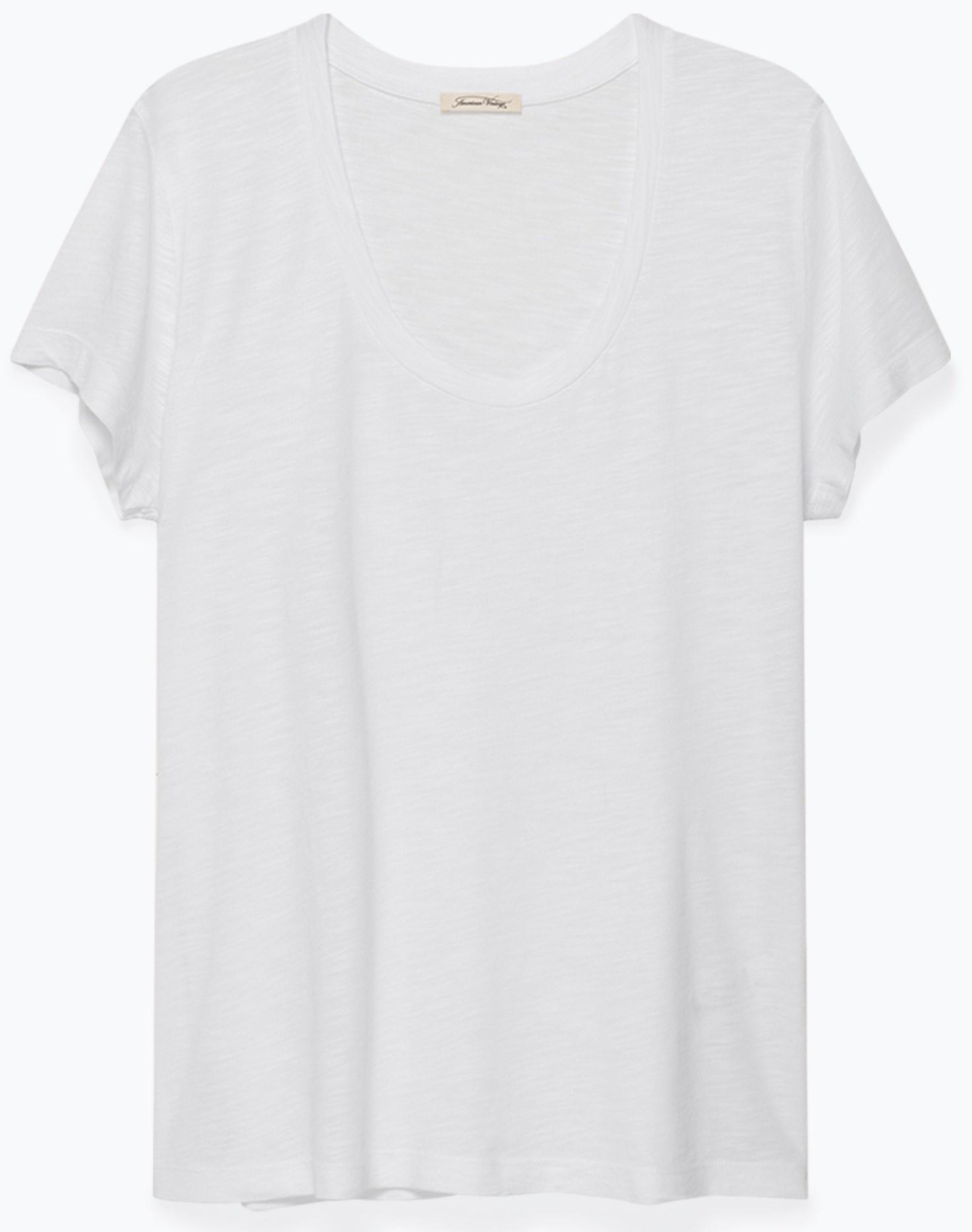 T-shirt Jacksonville Round Blanc-1